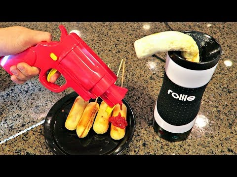 Thumbnail: 10 Kitchen Gadgets put to the Test - Part 18