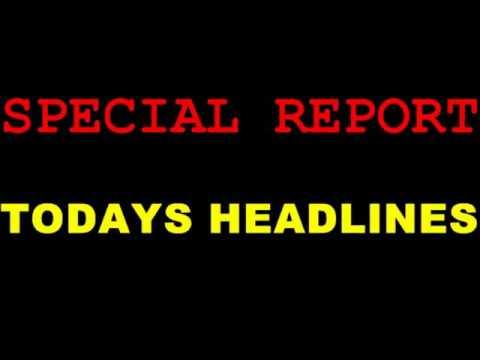 TEXAS NEWS STUDIO MONITORING TODAYS HEADLINES: LIVE STREAMING NEWS COVERAGE