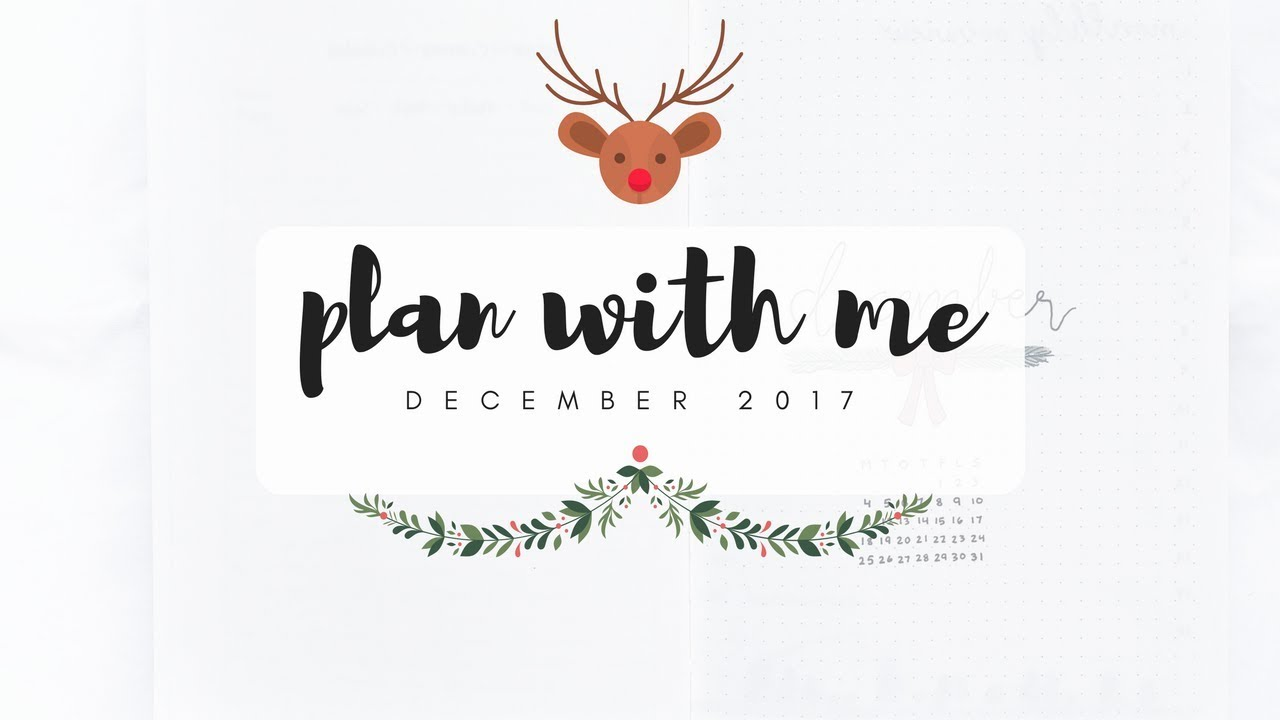 plan with me for