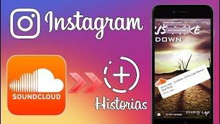 Como compartir canciones de #SoundCloud en Historias de #Instagram
