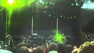 Impaled Nazarene - Flaming Sword of Satan  (Live @ Brutal Assault 19)