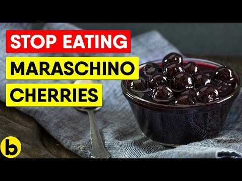 7 Reasons Why Maraschino Cherries Are Bad For You