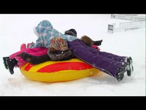 "EAGLE NEBRASKA SAW 12""'s of SNOW ""General News"""