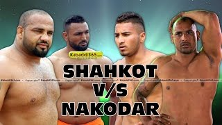 Shahkot V/S Nakodar Best Match 🌑 Dhandowal (Shahkot) Kabaddi Tournament