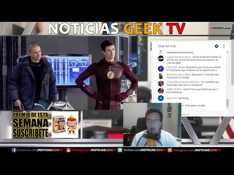 Flash 3x21: Lo que paso en Flash episodo 21   | Noticias Geek En VIVO