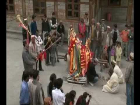 The shamans of the western Himalayan valley part 1