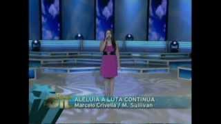 Gabriela Rocha - Aleluia, a luta continua (Homenagem ao Bispo Marcelo Crivella)