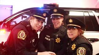 The Hummelstown Police's Holiday LipSync Challenge