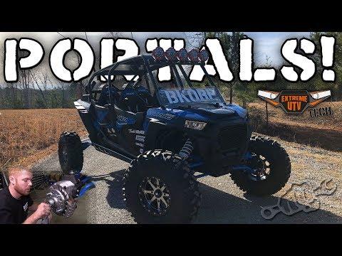 Super ATV Portal Gear Lift Install GEN 2 - Extreme UTV Tech
