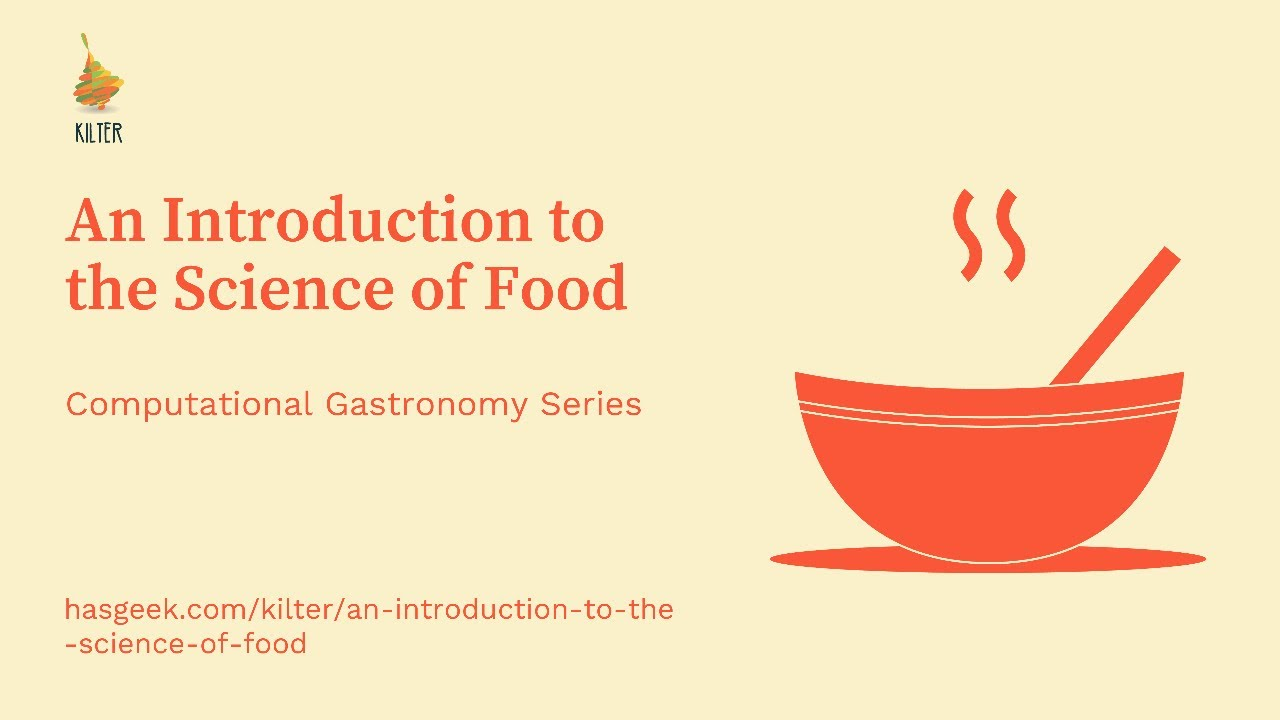 An Introduction to the Science of Food