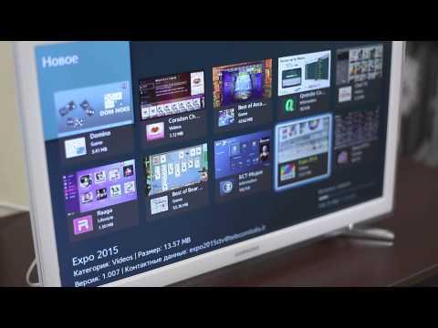 Обзор телевизоров Samsung UE-22H5600, Samsung UE-22H5610