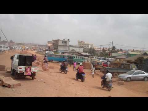 A Day in the Life- Accra, Ghana 2011
