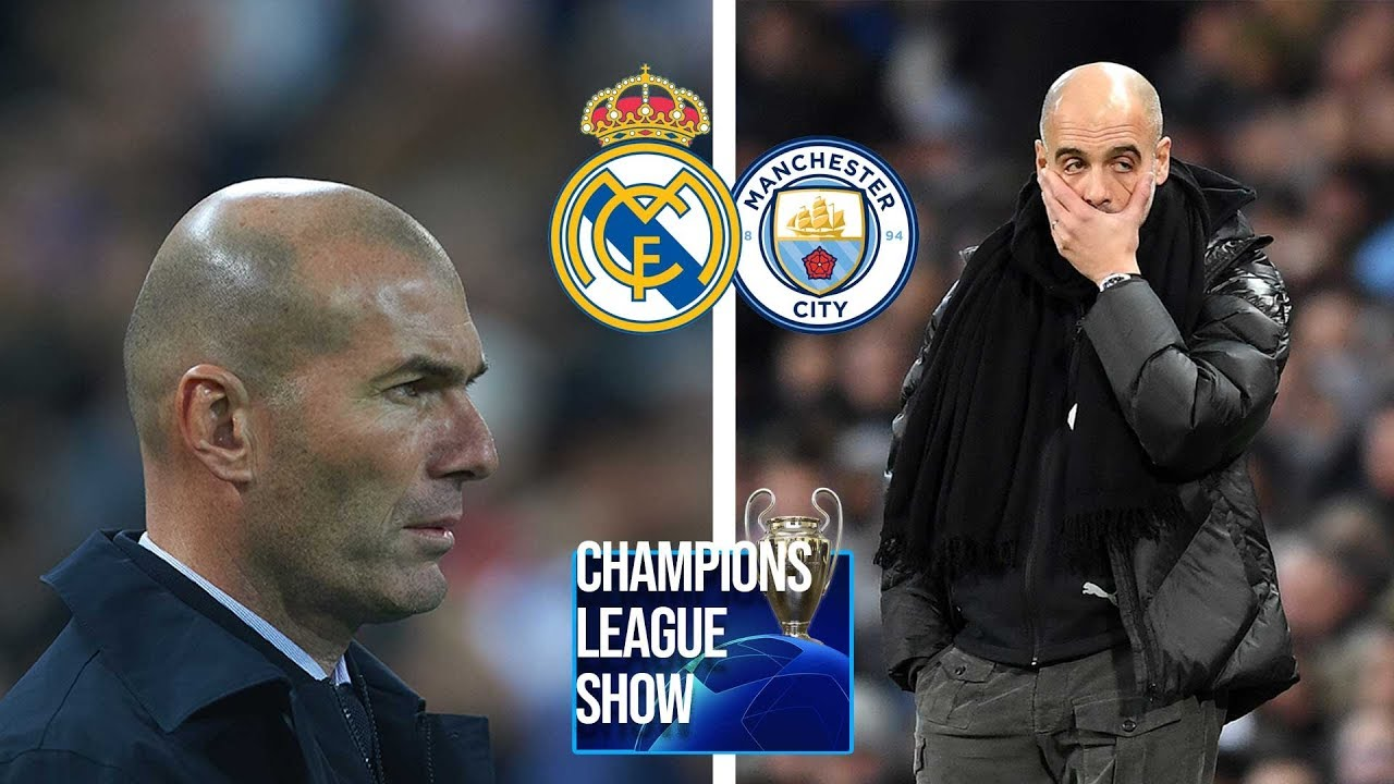 Champions League draw: Manchester City faces Real Madrid in ...