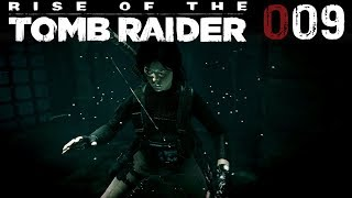 Rise of the Tomb Raider 009 | Der Wasserspiegel steigt | Let's Play Gameplay Deutsch thumbnail
