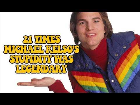 21 Times Michael Kelso's Stupidity Was Legendary