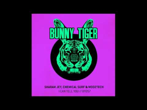 Sharam Jey, Chemical Surf & Woo2tech - I Can Tell You   [OUT NOW]