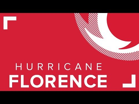 Live Coverage: Florence Brings Flooding To The Carolinas