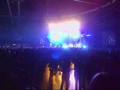 Enrique Iglesias - Pingpong Song South African Tour
