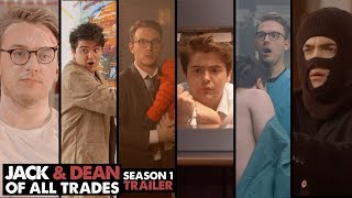 Jack & Dean of All Trades - Season 1 - Trailer