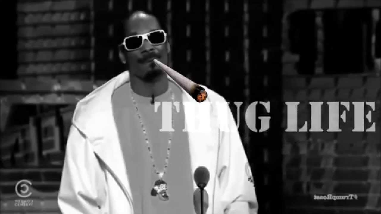 Snoop Dogg Thug Life at the Donald Trump Roast - YouTube