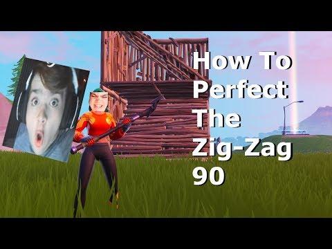 How To Do Zig-Zag (Mongraal) 90s Fortnite Tips + Tricks #SecretFighting
