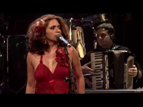 Sabah Moraes - Cancao Agalopada (Zé Ramalho) DVD Um Rio Em Mim