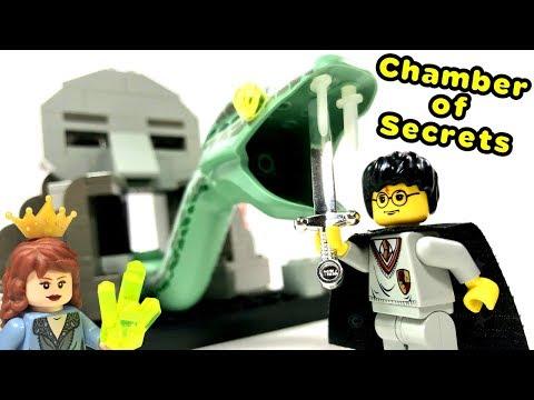 LEGO Chamber Of Secrets 4730 Harry Potter 2002 Review - BrickQueen
