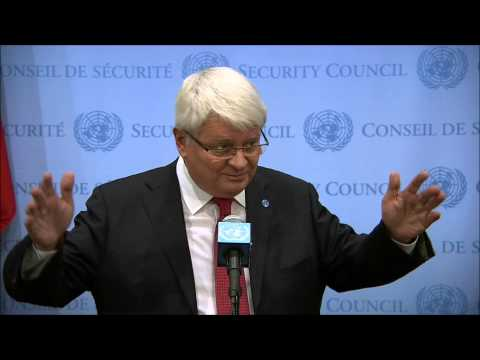 "On South Sudan, UN's Ladsous Says ""Someone Asked"" & UN Doesn't Support SPLA, Despite Past Gas"