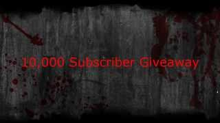 10,000 Subscriber Giveaway [ENDED]