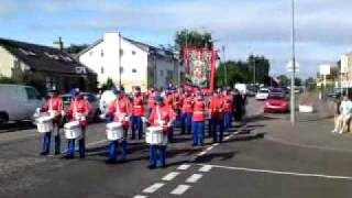 RBP 152 AND THE BROXBURN LOYALISTS FLUTE BAND
