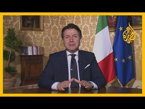 لم نكن جاهزين.. رئيس وزراء إيطاليا يتحدث للجزيرة عن #كورونا وأوروبا والخطوات التالية  - نشر قبل 5 ساعة