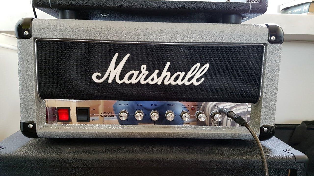 Marshall Silver Jubilee Mini : marshall mini silver jubilee head demo youtube ~ Vivirlamusica.com Haus und Dekorationen
