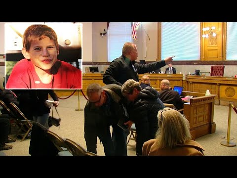 Family of Kyle Plush Who Died in Minivan Rages at City Council Over Money Remark