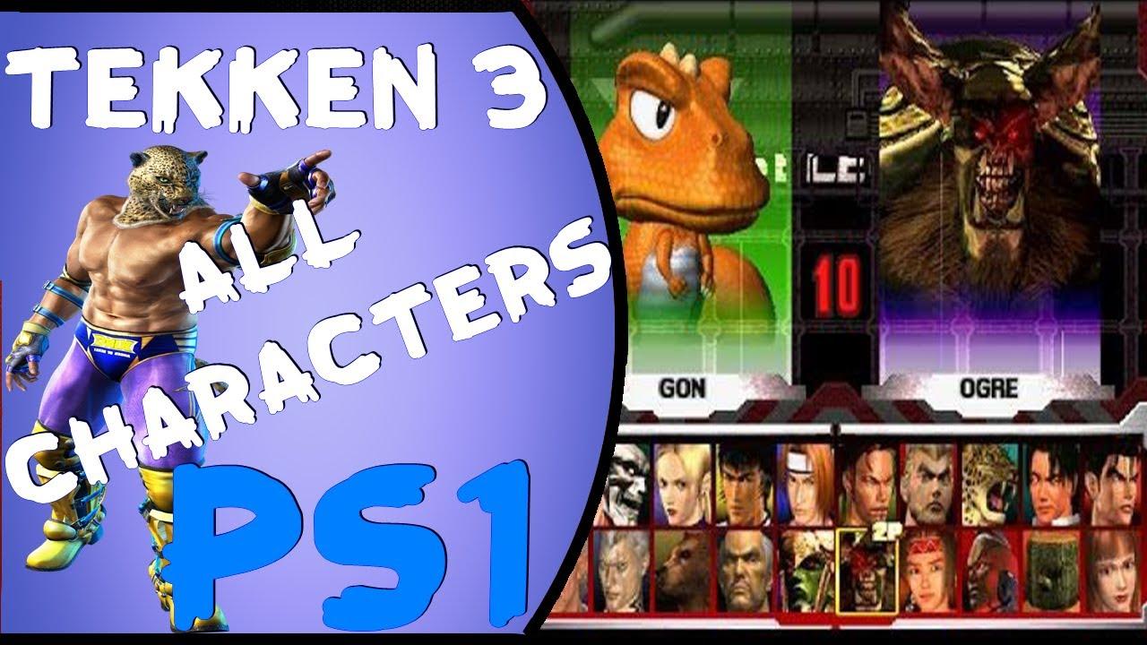 gon tekken 3 game download