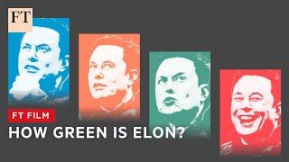 Elon Musk: CO2 saint or sinner? | FT Film