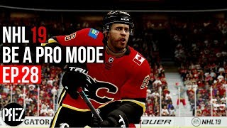 NHL 19 Be A Pro Mode - FRESH START! Ep.28 (Xbox One X)
