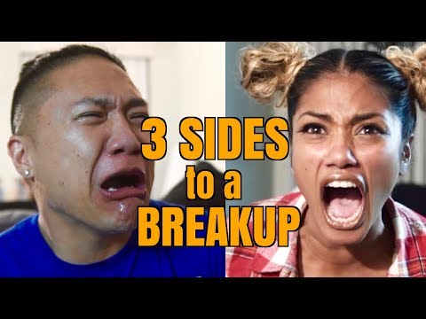 """3 Sides To a Breakup"""