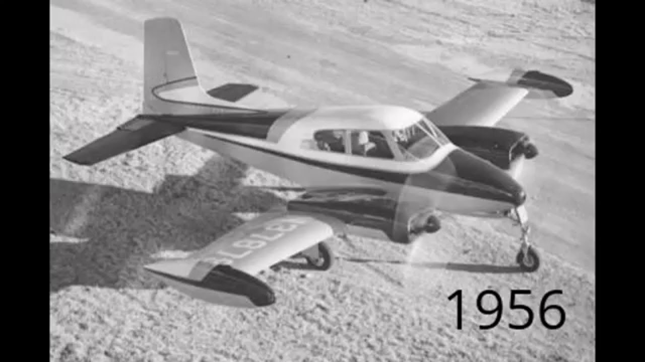 Cessna 310 history all models 1953 to 1981  Details below