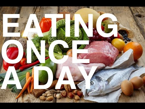 Download Youtube: Longevity & Why I now eat One Meal a Day