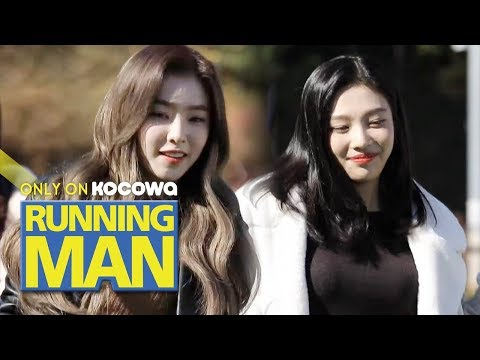 [Running ManㅣPreview] Iren & Joy 💕 The Familiar Partners are Back!