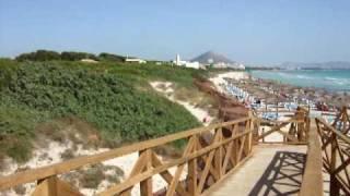 "Mallorca Playa de Muro Hotel ""Eden Playa"""