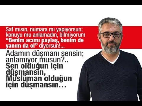 Erem Şentürk : Allah aşkına şu adamlardan vicdan dilenmeyin!