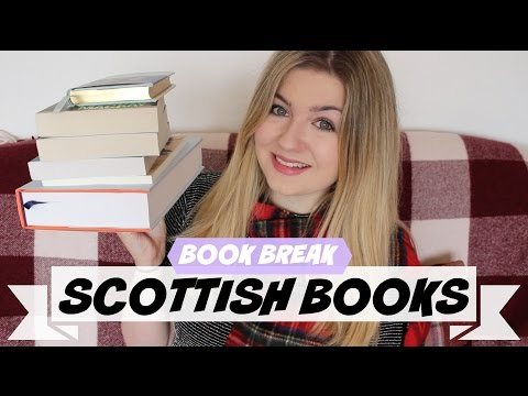 Top 5 Scottish Book Recommendations | #BookBreak