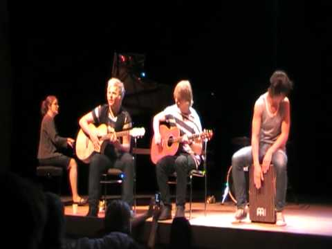 The man who can´t be moved COVER Robin Philip Joel...