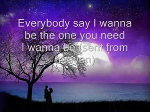 """Heaven Sent"" Keyshia Cole lyric"