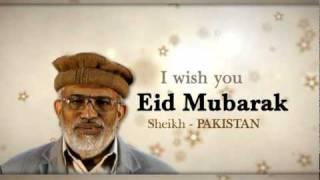 Eid Mubarak From Around the World - Part 10