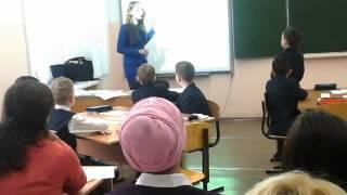 Усманова Гульназ Шайхуловна учитель английского  языка, урок во 2 классе 1
