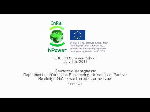 Reliability of GaN-power