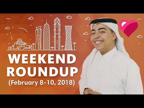 Top 5 Qatar Events (February 8-10)