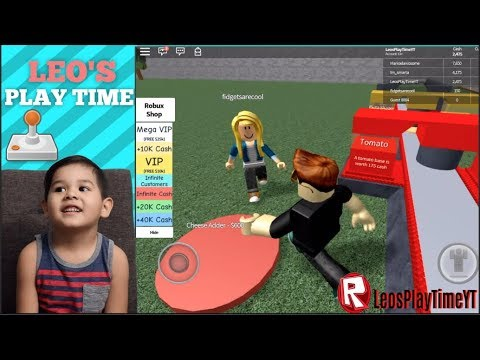 Pizza Factory Tycoon Roblox Ep 1 Youtube